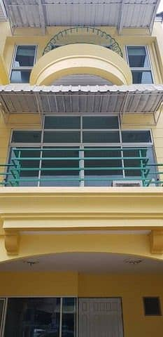 Townhouse for rent, Premium Place 1, Ramintra 14, near Central Ramindra.