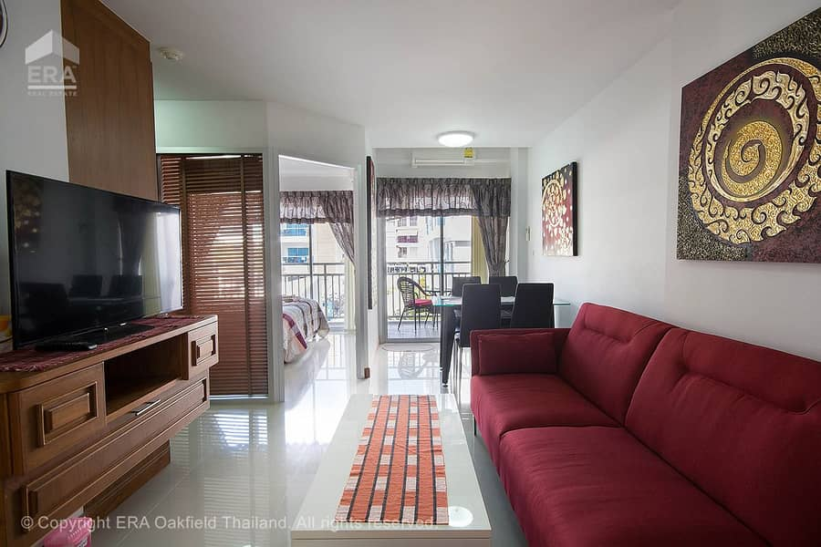 Excellent location and condition in the center of Mae Phim
