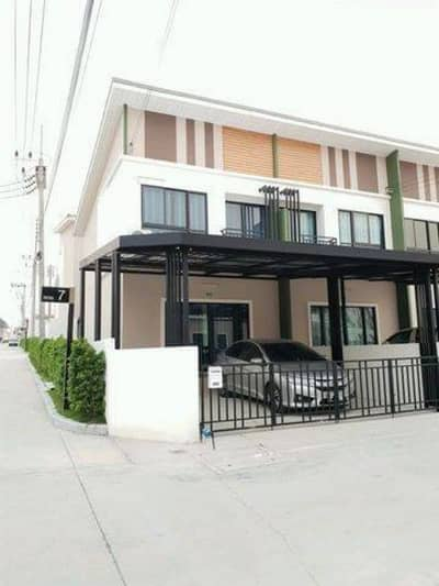 2 Bedroom Townhouse for Rent in Nikhom Phatthana, Rayong - Rent SC Village6 project