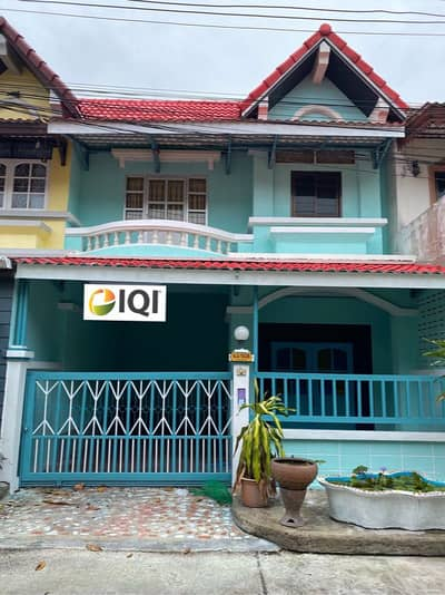 2 Bedroom Townhouse for Rent in Mueang Phuket, Phuket - Townhouse for rent in Phuket town.