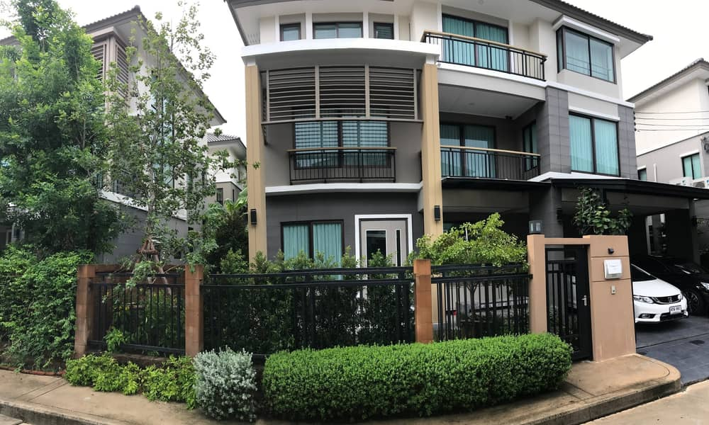 H474-Luxury House for sale, The Plant Elite Pattanakarn 38