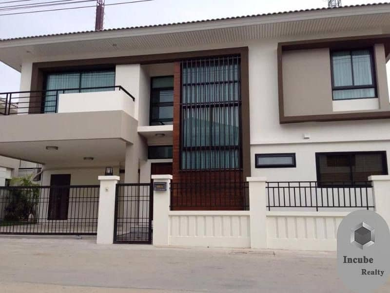 P52HF2004016 House for rent, THE COMPLETE 3 bedrooms, 3 bathrooms, 230 sq m. 50000 baht.