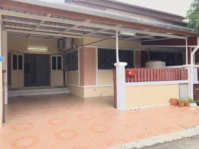 2 Bedroom Home for Rent in Thalang, Phuket - House for rent at Chao Fah Village Garden Home next to Wang Thalang.