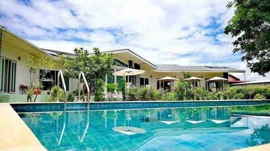 6 Bedroom Home for Sale in San Pa Tong, Chiangmai - Luxury house for sale / rent with private pool, San Pa Tong, Chiang Mai.