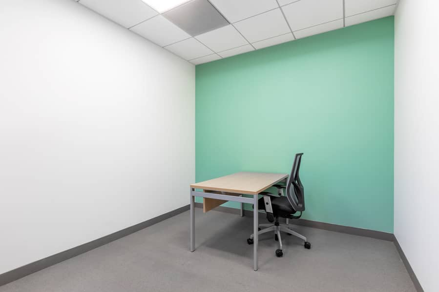 Find office space in Regus Siam Tower for 1 person with everything taken care of