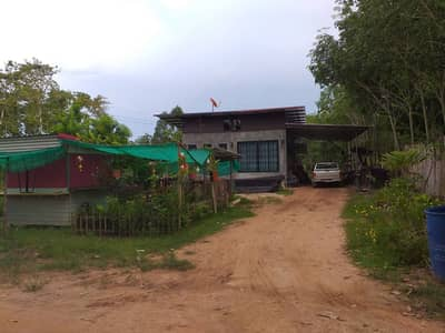 3 Bedroom Home for Sale in Wang Chan, Rayong - Urgent sale, single house, 200 sq m, 3 bedrooms, 3 bathrooms, 1.55 million only.