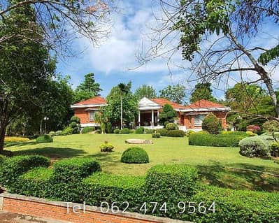 5 Bedroom Home for Sale in Muak Lek, Saraburi - Luxury villa for sale, Muak Lek District, very cheap for sale, ready to move in, imported furniture, very beautiful house PRNB2157 Australian village Muak Lek on an area of 628 sq m.