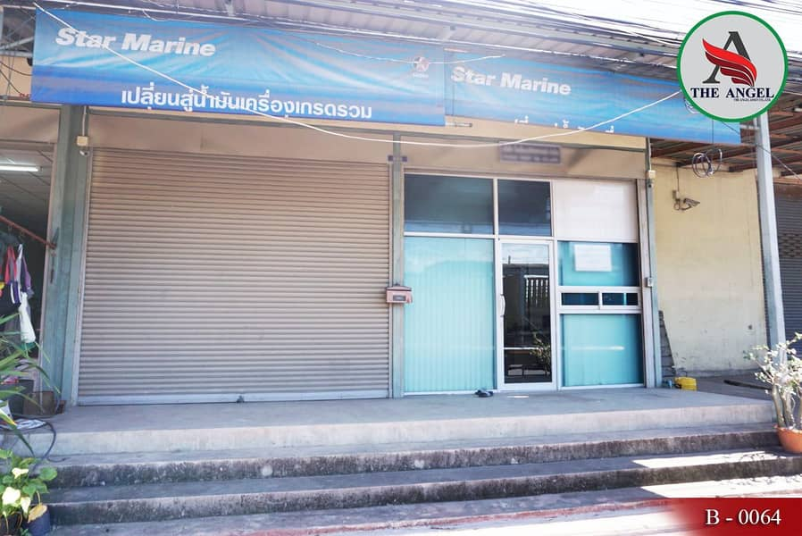 Shophouse for sale on the main road