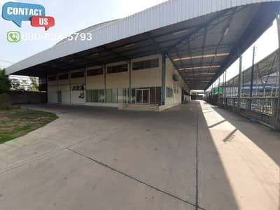 Factory for Rent in Sai Noi, Nonthaburi - B93 Warehouse for rent 4,300 sq m. , Next to the main road, Sai Noi district, Nonthaburi