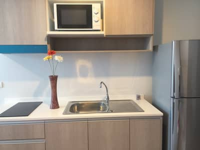 1 Bedroom Condo for Sale in Mueang Phuket, Phuket - Selling at a loss Buy 1.9 million Sell 1.5 million Condo Centrio Phuket Room size  30.65 sq. m. , size 1 bedroom, 1 bathroom, 1 living room, Building B, 8th floor. The condo is perfectly designed, separated, as well as having a complete service section, whe