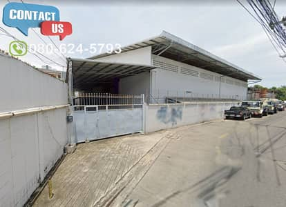 Factory for Rent in Yan Nawa, Bangkok - A66 warehouse for rent 1,250 sq m, Sathu Pradit area, Rama 3, Yan Nawa district