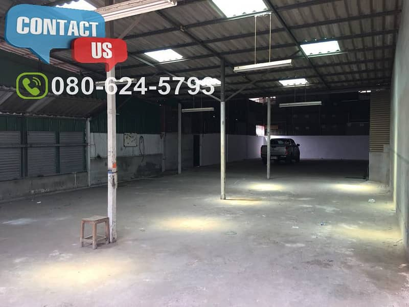 A06 Warehouse for rent, 310 sq m. Near Rama 2 Road