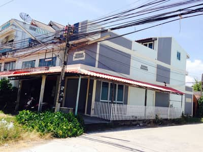 Commercial Building for Sale in Mueang Nakhon Si Thammarat, Nakhonsithammarat - Cheap 3-storey building for sale, Hua Sai District