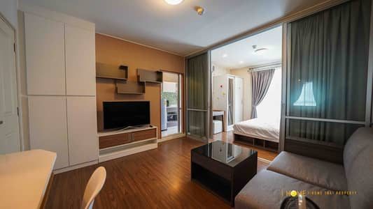 1 Bedroom Condo for Sale in Mueang Chiang Mai, Chiangmai - CD0231 Detached condominium for sale. Located near the city. 1 bedroom and 1 bathroom, 30 sq. m.