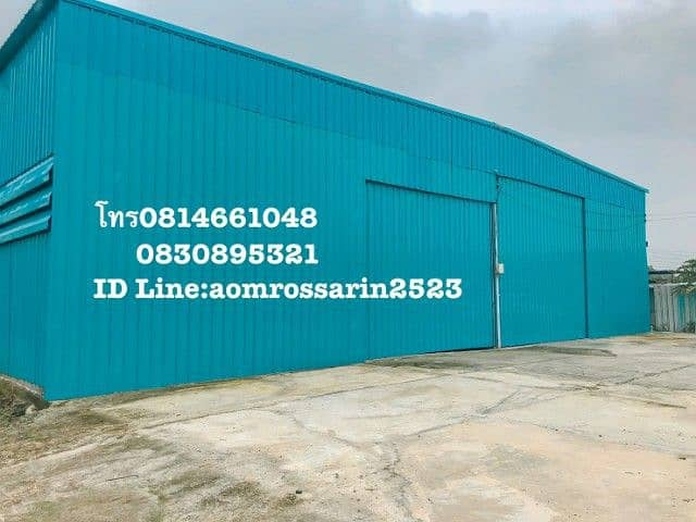 Warehouse for rent 400 square meters in an area of 300 square meters