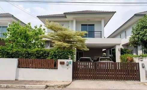 3 Bedroom Home for Rent in Si Racha, Chonburi - House for rent The Tree.