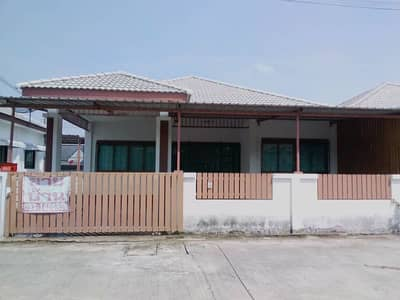 2 Bedroom Home for Sale in Ban Bueng, Chonburi - House next to the Phanat-Nong Sak road