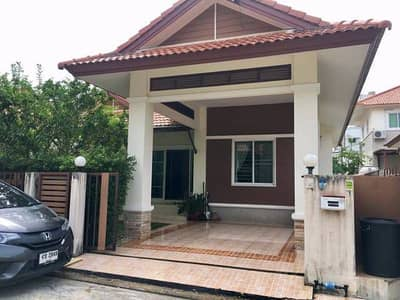 3 Bedroom Home for Rent in Mueang Rayong, Rayong - House for rent, house for rent Vanaville Thap Ma Muang Rayong
