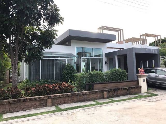 Private vacation home for rent at Casa Seaside Rayong