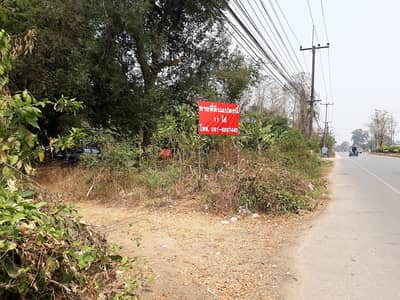 Land for Sale in Mueang Lampang, Lampang - Prime location land  Lampang , Thailand for sale