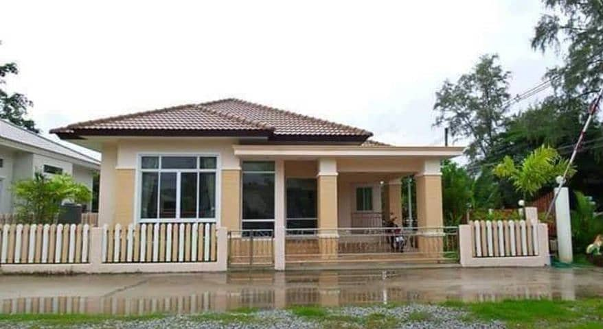 House for rent in Ban Phe, Rayong
