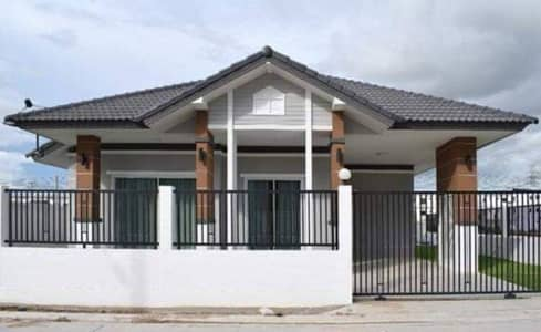 3 Bedroom Home for Rent in Mueang Rayong, Rayong - House for rent, 365 Golden Land Village, Map Kha intersection