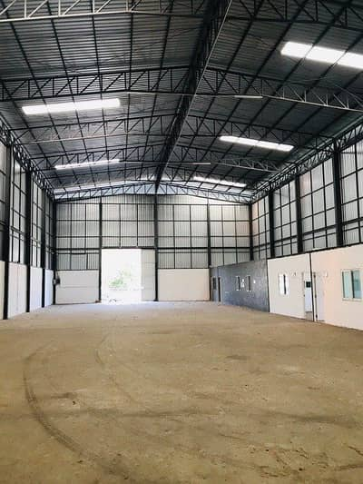 Factory for Rent in Bang Na, Bangkok - Warehouse for rent, size 750 sq m, located on Bangna Km. 9 Road, near Mega Bangna.