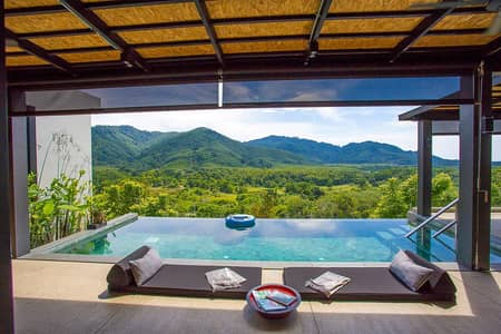 3 Bedroom Home for Sale in Thalang, Phuket - Luxury Villa Development With Spectacular Mountain Views