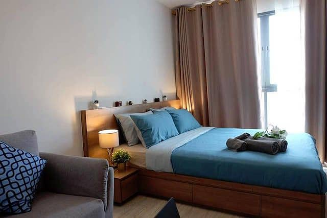 Ideo Mobi Eastgate beautiful view 23rd fl fully furnished built in BTS Bang Na