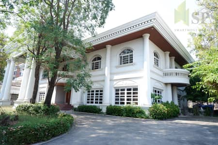For rent Single house with Basement at Sukhumvit 64 (Property ID SPS-PP124)