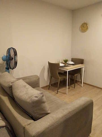 1 Bedroom Condo for Rent in Bang Na, Bangkok - Ideo O2 fully furnished clean private nice view BTS Bang Na