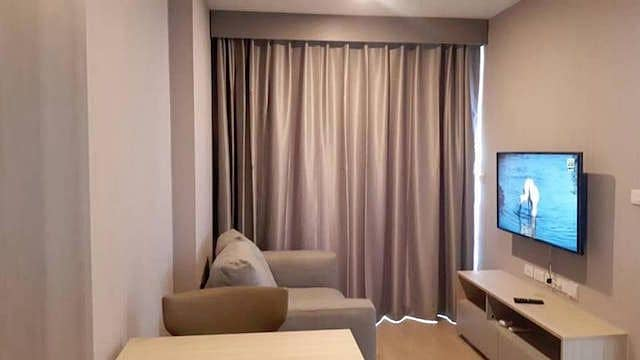 Ideo O2 Floor 25 beautiful view clean fully furnished BTS Bang Na
