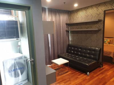 1 Bedroom Condo for Rent in Ratchathewi, Bangkok - Contemporary 1-BR Condo at Wish Signature Midtown Siam