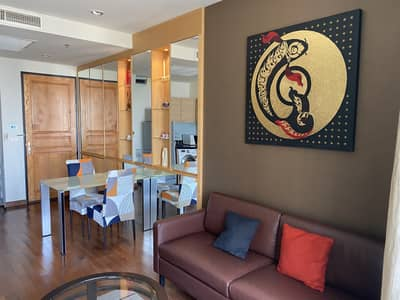 1 Bedroom Condo for Rent in Pathum Wan, Bangkok - Amazing High Rise 1-BR Condo at The Address Chidlom
