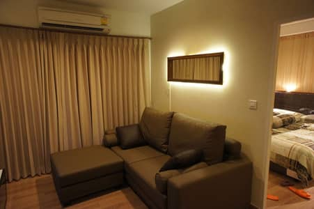 1 Bedroom Condo for Rent in Pathum Wan, Bangkok - Charming 1-BR Condo at The Seed Memories Siam