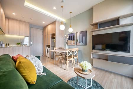 2 Bedroom Condo for Rent in Chatuchak, Bangkok - Spectacular High Rise 2-BR Condo at M Jatujak