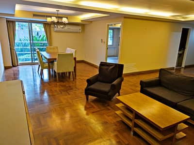 3 Bedroom Apartment for Rent in Yan Nawa, Bangkok - Cosy 3-BR Serviced Apt.