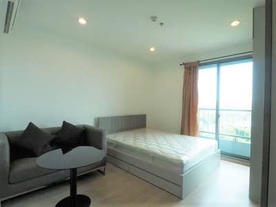 1 Bedroom Condo for Rent in Chom Thong, Bangkok - Condo for rent, Studio IDEO, Wutthakat, 22 sqm, 7th floor, BTS Wutthakat