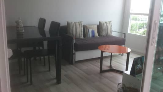 1 Bedroom Condo for Rent in Chom Thong, Bangkok - Contemporary 1-BR Condo at The Key Sathorn Ratchapreuk