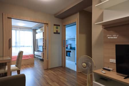 1 Bedroom Condo for Rent in Mueang Chiang Mai, Chiangmai - Condo for rent: The Treasure by My Hip, The Treasure Condo by My Hip 7th floor, 41 sqm. Close to Central Festival
