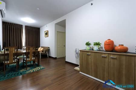 Supalai Monte II Chiang Mai, 64 sqm. , 2 bedrooms, 9th floor, Condo for rent at Supalai Monte 2, near Central Festival Chiang Mai.
