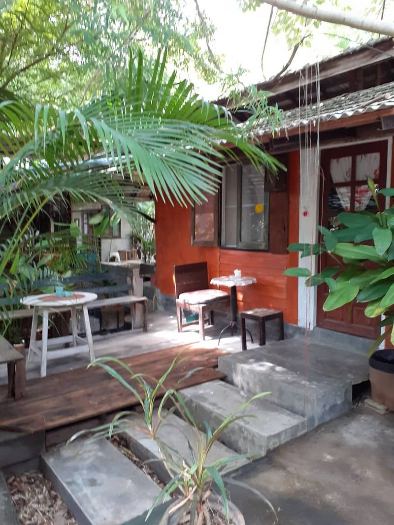 House for rent in resort style near Chiang Mai city, San Sai, Mae Jo