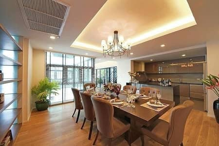 3 Bedroom Home for Rent in Pathum Wan, Bangkok - P09HF2004019 House for rent, Lumpini, 3 beds, 460 sq m, 230,000 baht.