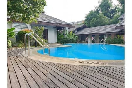 6 Bedroom Home for Rent in Thawi Watthana, Bangkok - P09HF2004006 House for rent in Khlong Tan Nuea, 6 beds 1200 sq m, 350,000 baht.