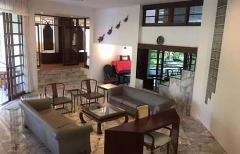 4 Bedroom Home for Rent in Thawi Watthana, Bangkok - P09HF2004049 House for rent in Khlong Tan Nuea, 4 bedrooms, 340 sq m, 170,000 baht.