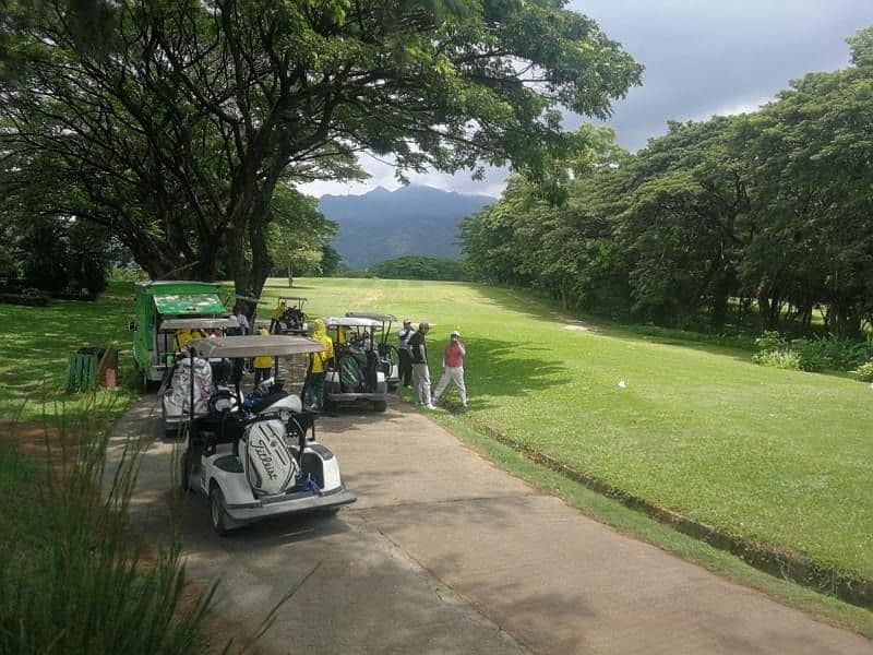 Land for sale, Sir James Country Club project, area 2-0-64 rai, suitable for residential use. Vacation home, resort