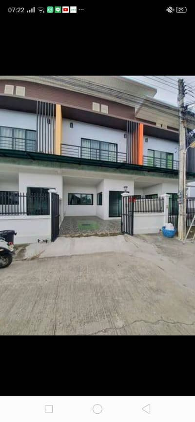 For Rent Townhouse 2 bedrooms, 3 bathrooms, Mueang Chiang Mai
