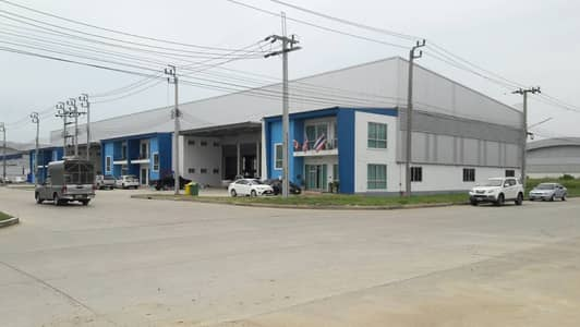 Hotel for Rent in Bang Phli, Samutprakan - G101-Warehouse and office for Rent area 10,000 sqm. Near Bangplee Industrial Estate Warehouse with office, Thepharak Rd. , Bangplee Industrial Estate