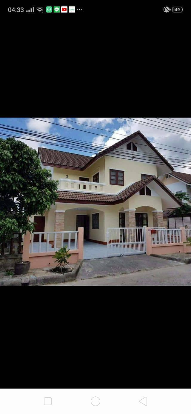 House for rent in Hang Dong, Chiang Mai