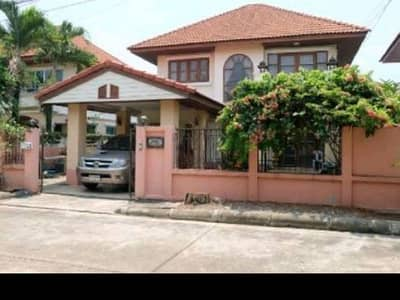 4 Bedroom Home for Rent in Mueang Chiang Mai, Chiangmai - House for rent in the village of Chiang Mai, Chiang Mai.